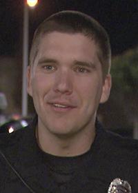 Patrolman Matthew Brown